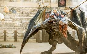GOT facts - dragon