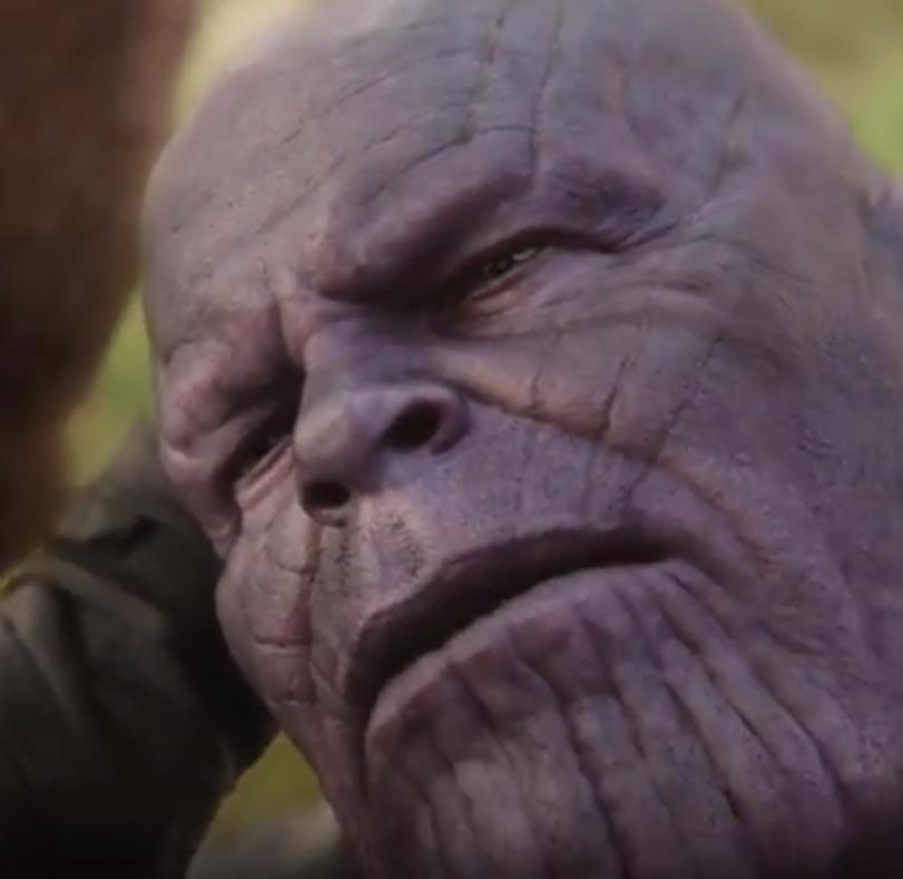 Thanos CGI facts
