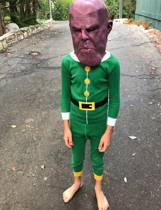 Thanos CGI tips