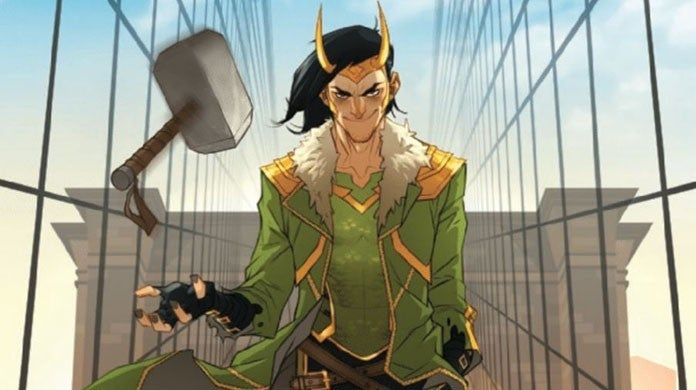 Loki from Marvel