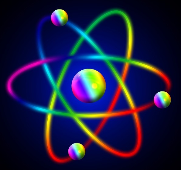 fun facts about atoms