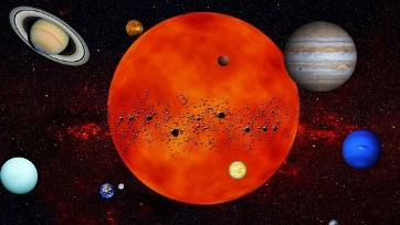 Scary Facts about Space