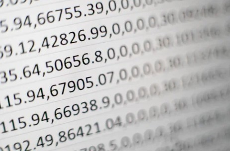 Numbers in MS Excel
