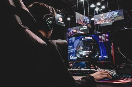Gaming desktop Twitch