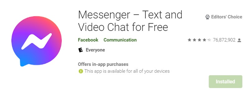 How to Mark A Message Unread On Messenger, App