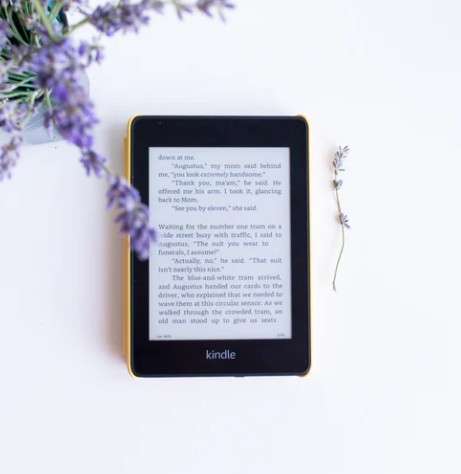 How Many Books Will a Kindle Hold?