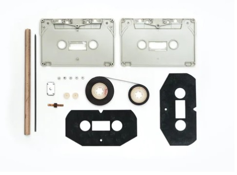 How to Remove a Stuck Tape from a Cassette Player